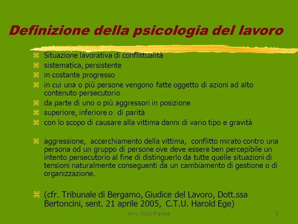 Avv.Nico Parise24 Tutela civile Oggetto di prova ex art.