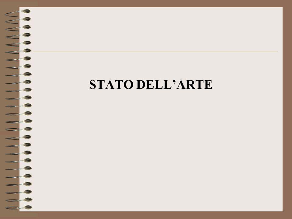 STATO DELLARTE