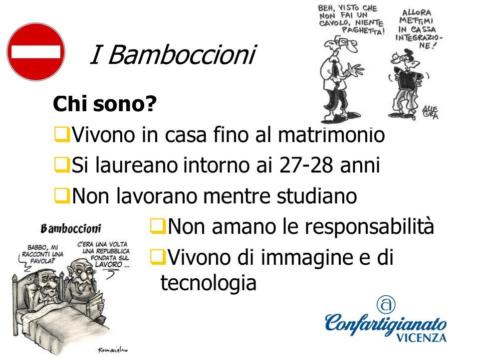 31/03/2014 I Bamboccioni Chi sono.