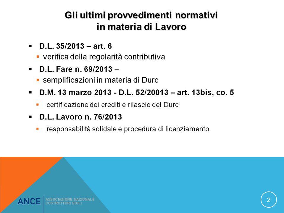 D.L.35/2013 – art.