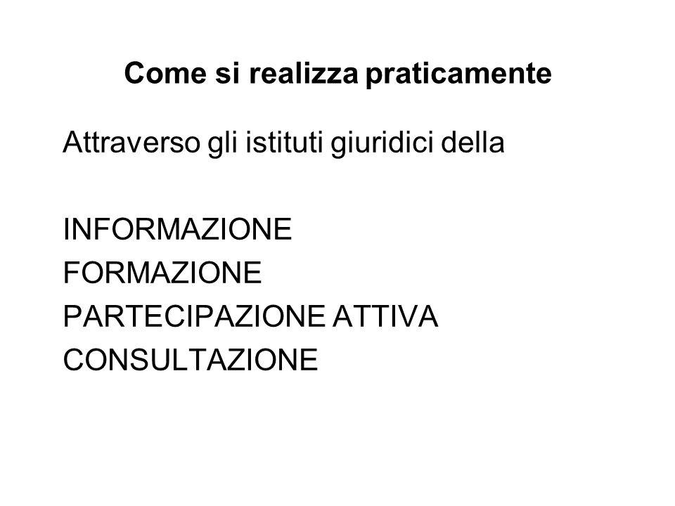 IL SERVIZIO DI PREVENZIONE E PROTEZIONE (art.31) Cose .