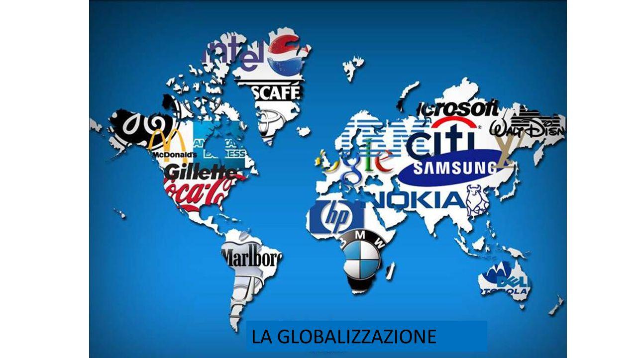 GLOBALIZZAZIONE Aspetti fondamentali : _Economia globale _Internet _Liberismo economico Ha determinato una distinzione a livello mondiale SUD DEL MONDO NORD DEL MONDO Opportunità di sviluppo Problemi PROGETTI: «L acqua arriva dal mare» SFRUTTAMENTO: «Nestlé e lo sfruttamento del lavoro» Vantaggi MERCATO DEL LAVORO: «l UE: attuare le riforme del lavoro per superare rigidità» Svantaggi La delocalizzazione