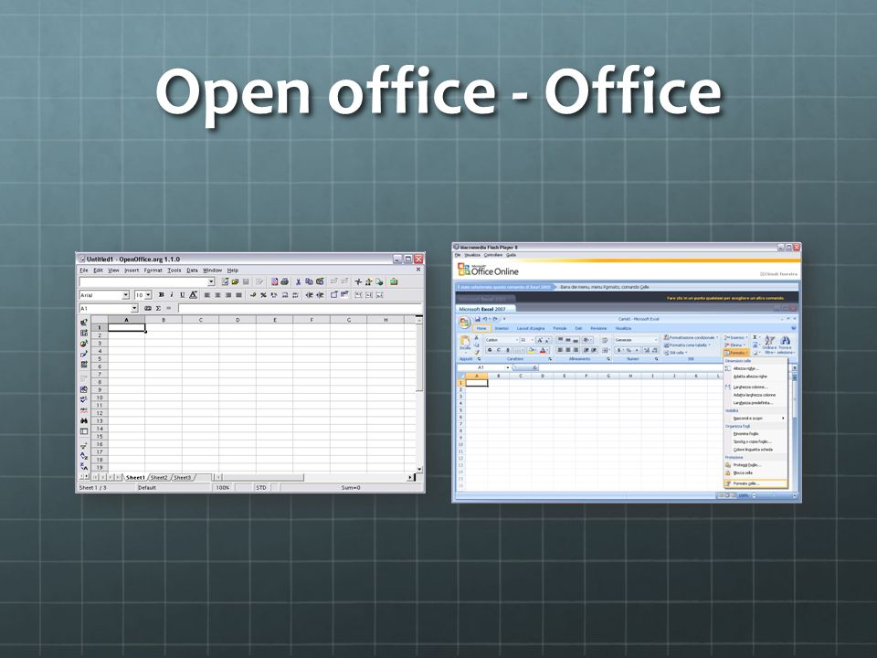 Open office - Office