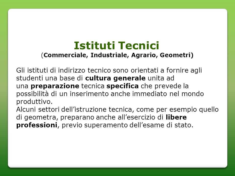 DOVE Scuola Statale FGTD01301L tel 0884 95121 Ist.
