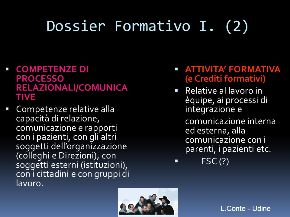 Dossier Formativo I.