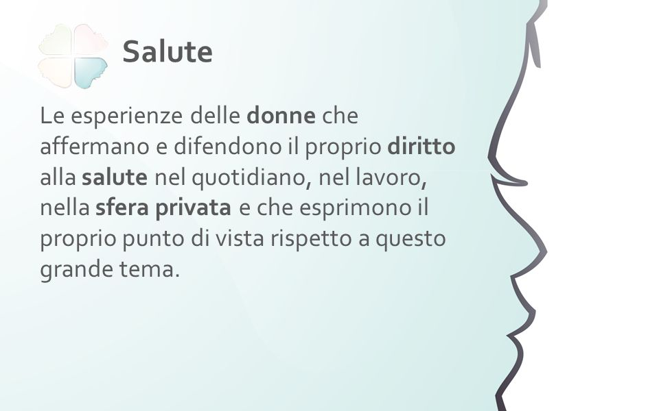 Seguici su www.femminilealplurale.it www.alfemminile.com