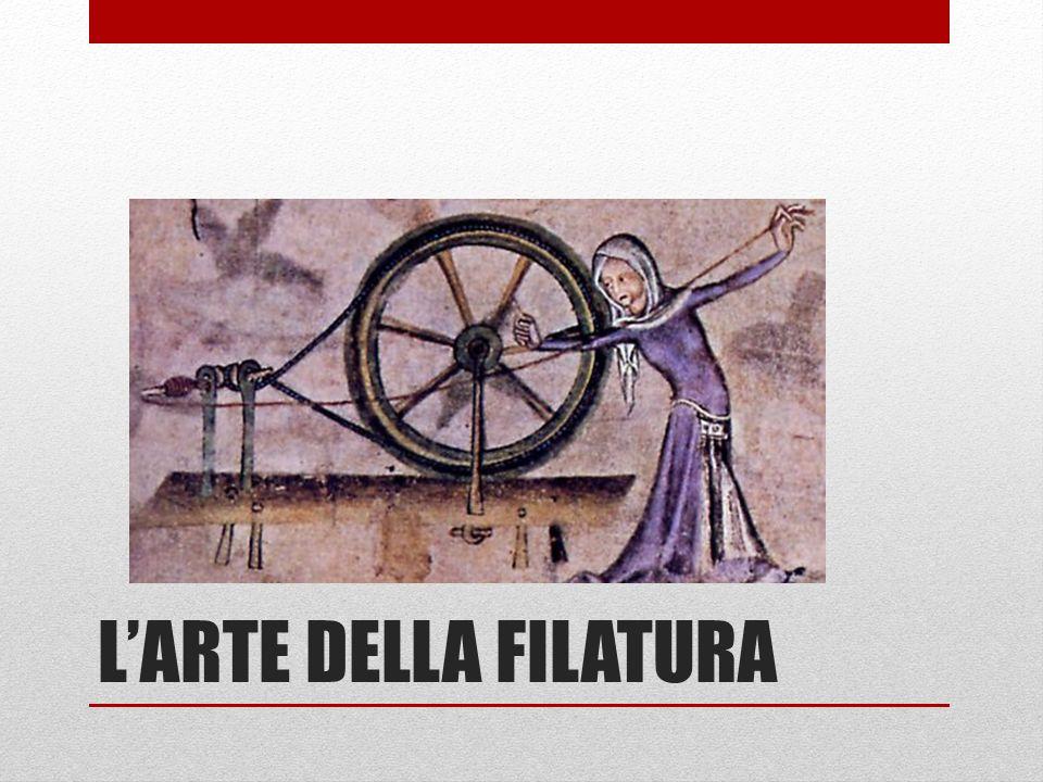 LARTE DELLA FILATURA