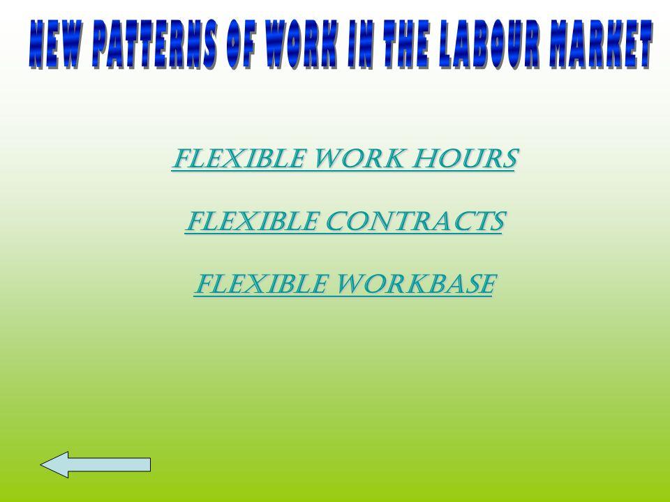 FLEXIBLE WORK HOURS FLEXIBLE WORK HOURS FLEXIBLE CONTRACTS FLEXIBLE CONTRACTS FLEXIBLE WORKBASE FLEXIBLE WORKBASE
