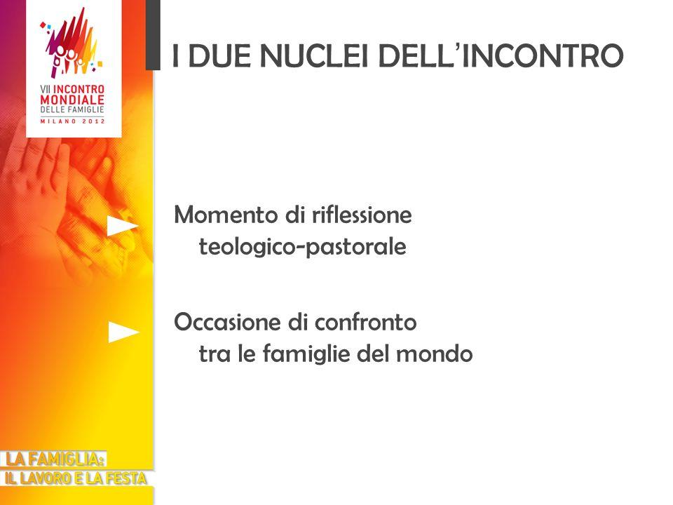 I GIORNI DELL INCONTRO Un programma di massima Martedì 29 maggio 2012 Accoglienza (parrocchiale, ecc) dei partecipanti all Incontro