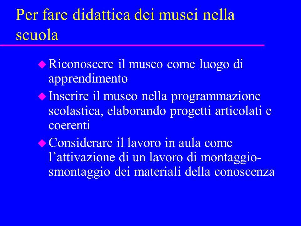 Le premesse u Il quadro normativo di riferimento: Legge regionale Lombardia 5 gennaio 2000, n.