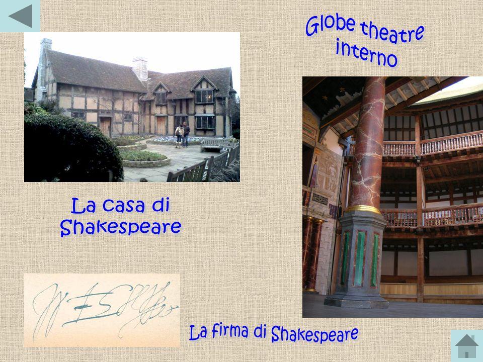William Shakespeare nacque a Stratford-upon-Avon: proveniva da una famiglia di piccoli proprietari terrieri, suo padre, John, era un commerciante. Nel