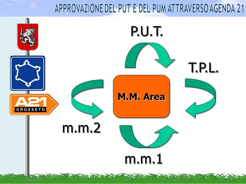 M.M. Area m.m.2 T.P.L. m.m.1 P.U.T.