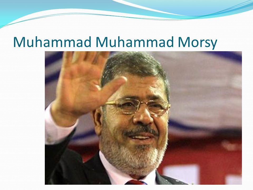 Muhammad Muhammad Morsy
