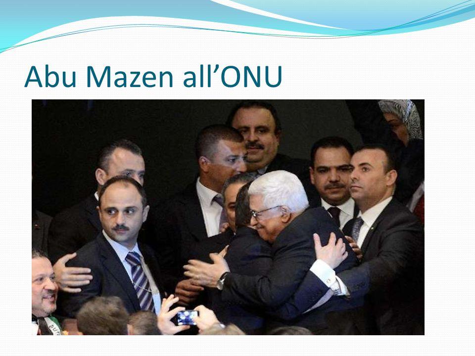 Abu Mazen allONU