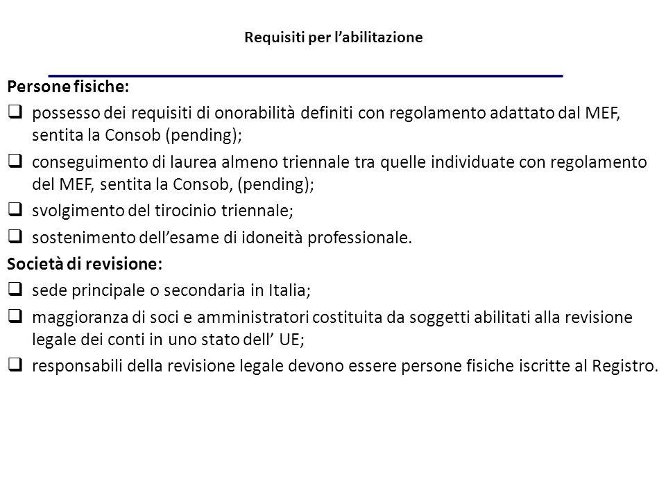La documentazione del lavoro Tempestivo completamento Il revisore deve stabilire direttive e procedure per il tempestivo completamento della documentazione di revisione nella versione definitiva.