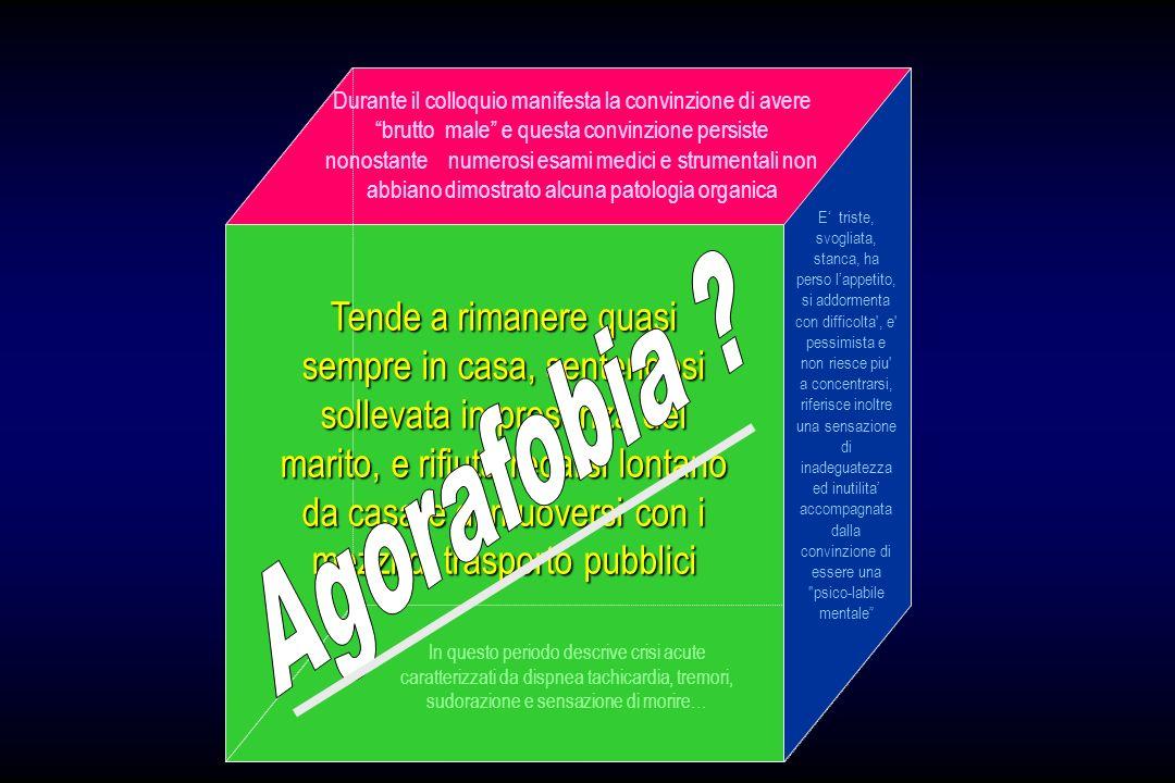 GESTIRE LA COMORBIDITA Vulnerabilita A Vulnerabilita B A1B2A1B2A1B2A1B2 Integrazione nel Cervello Differente dalla semplice somma di A + B