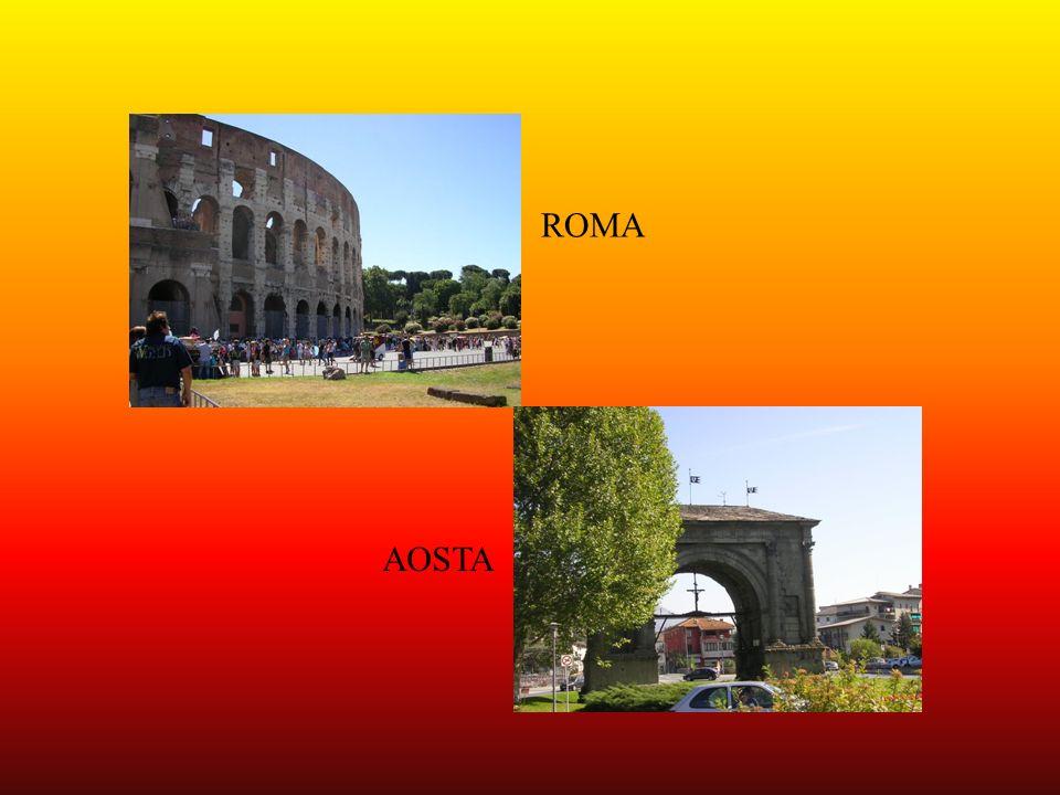 ROMA AOSTA
