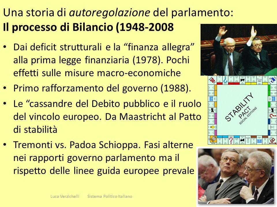 Il processo di Bilancio (rivisto dalla L.196/2009 ) Gennaio.