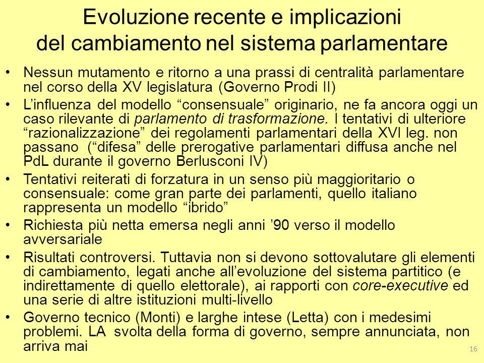 Il parlamento, più di ogni altra arena istituzionale, è il target preferito di Beppe Grillo fin dal 2007 Il mito del consenso totale, il missile su Montecitorio, lacredine verso lintera classe politica dei 5S, sono elementi avvicinati da qualcuno alla narrativa autoritaria dei movimenti eversivi.