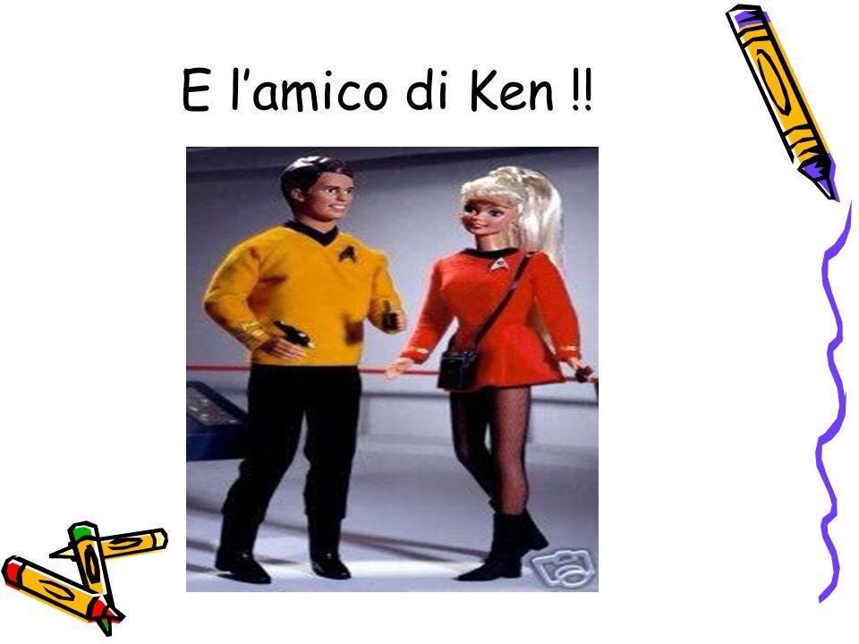 E lamico di Ken !!