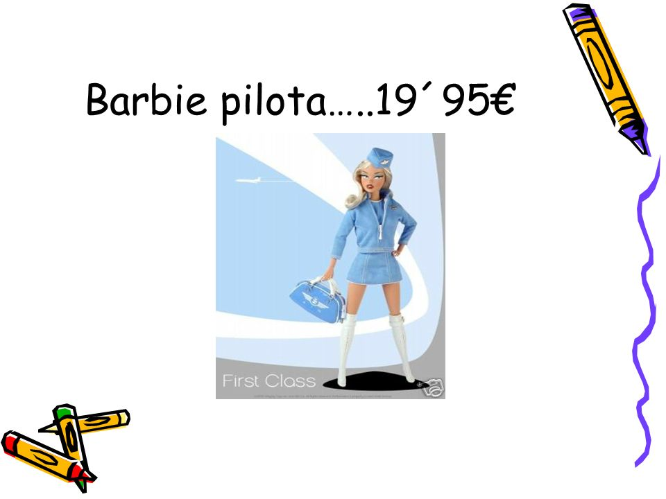 Barbie ginnasta..19´95