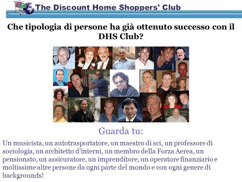 Ambassadors Club Tempo + Denaro = Libertà