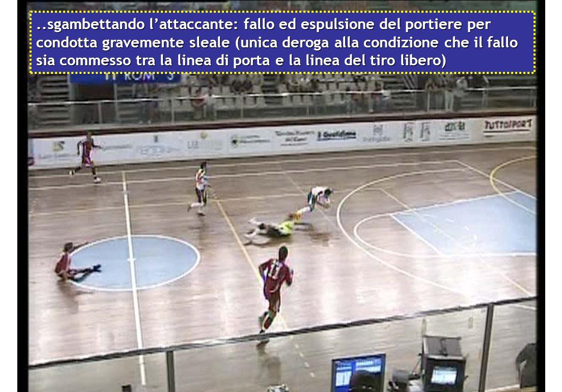 -ogni rigore è eseguito da un calciatore diverso e tutti i calciatori incaricati devono averne tirato uno prima di eseguirne un secondo.