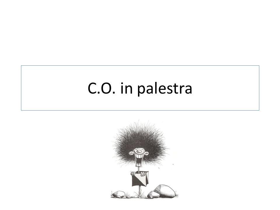 C.O. in palestra