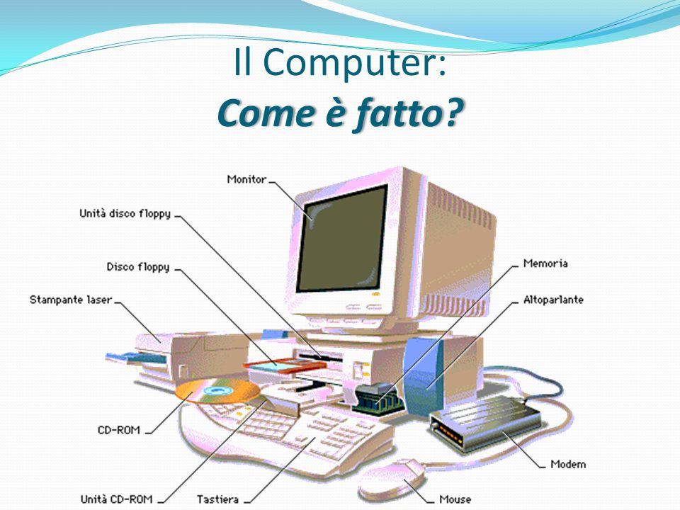 Come è fatto? Il Computer: Come è fatto?