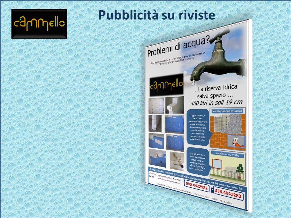 Pubblicità su riviste