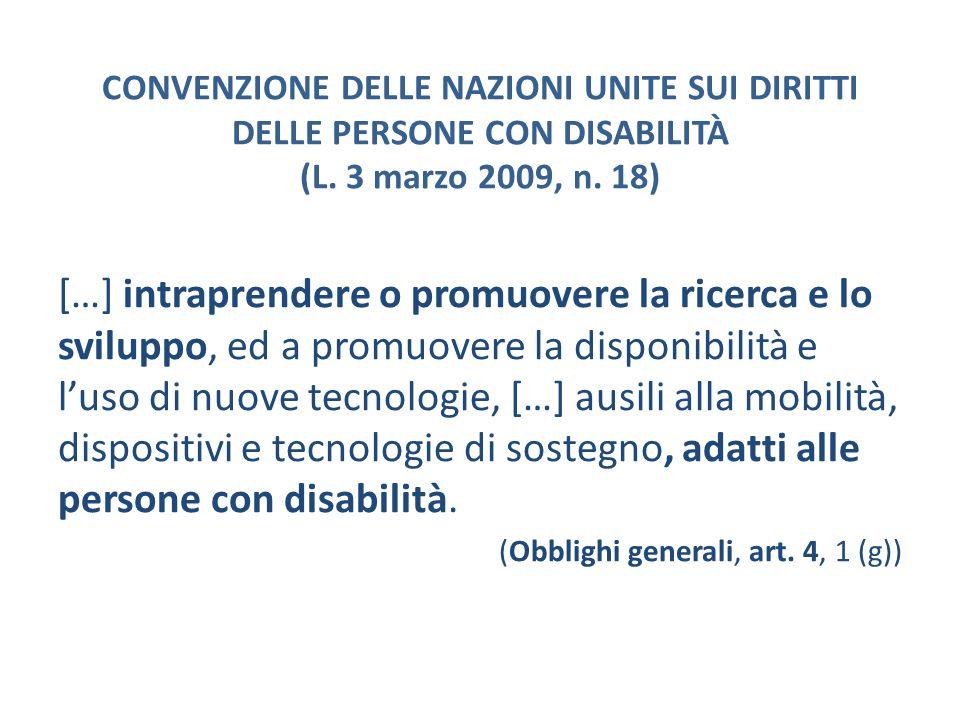 […] sviluppo, da parte delle persone con disabilità, della propria personalità, dei talenti e della creatività, come pure delle proprie abilità fisiche e mentali, sino alle loro massime potenzialità.