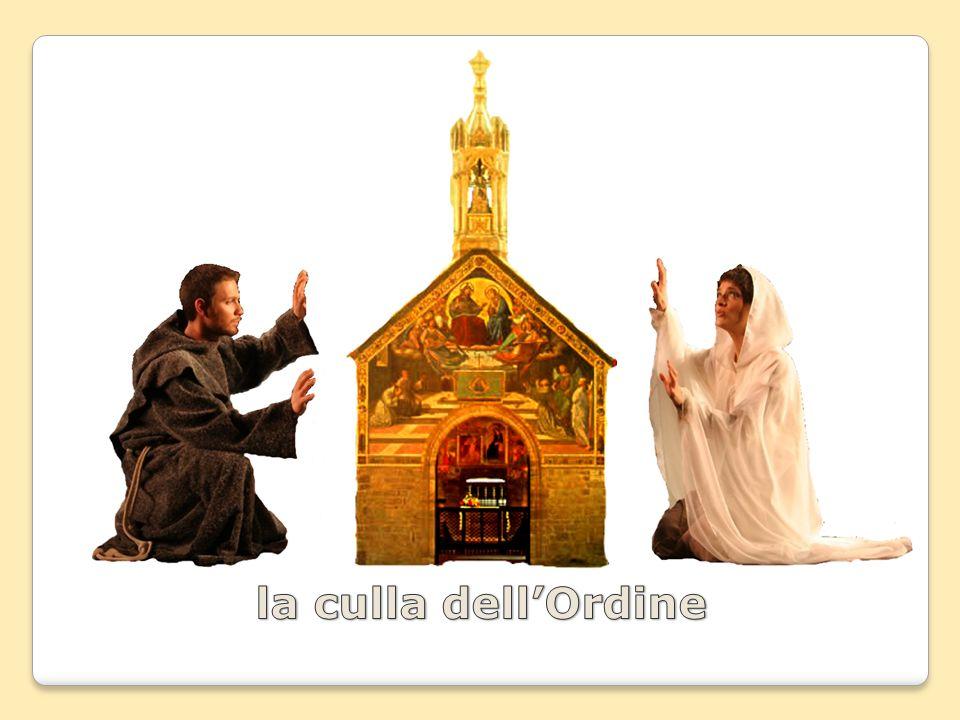 Colei che ha generato il Cristo ha generato Francesco ha generato Chiara