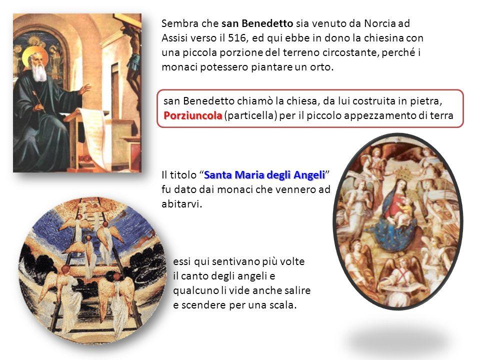 Quando la chiesa fu abbandonata, cominciò ad essere chiamata Santa Maria de Antiquitate sino al 1210 quando non la prese Francesco.