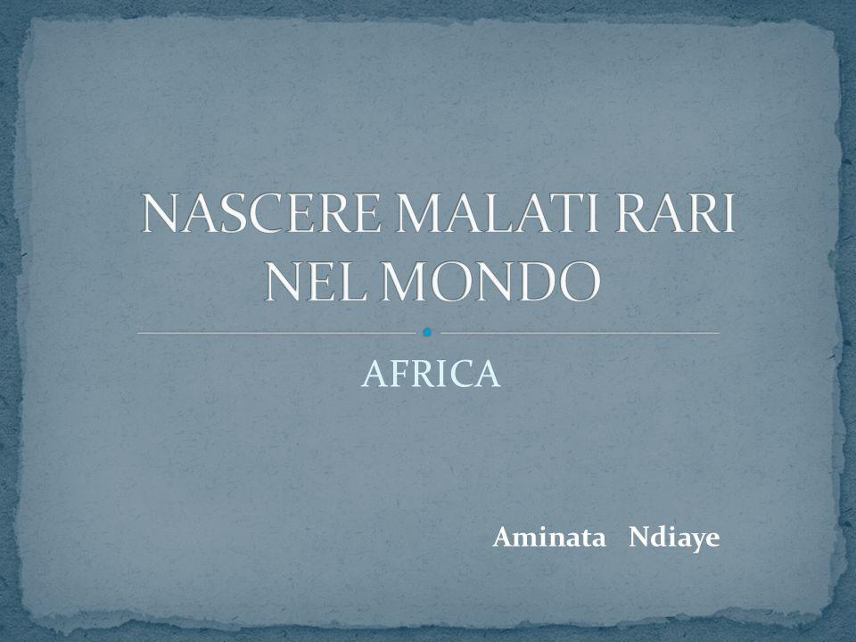 AFRICA Aminata Ndiaye