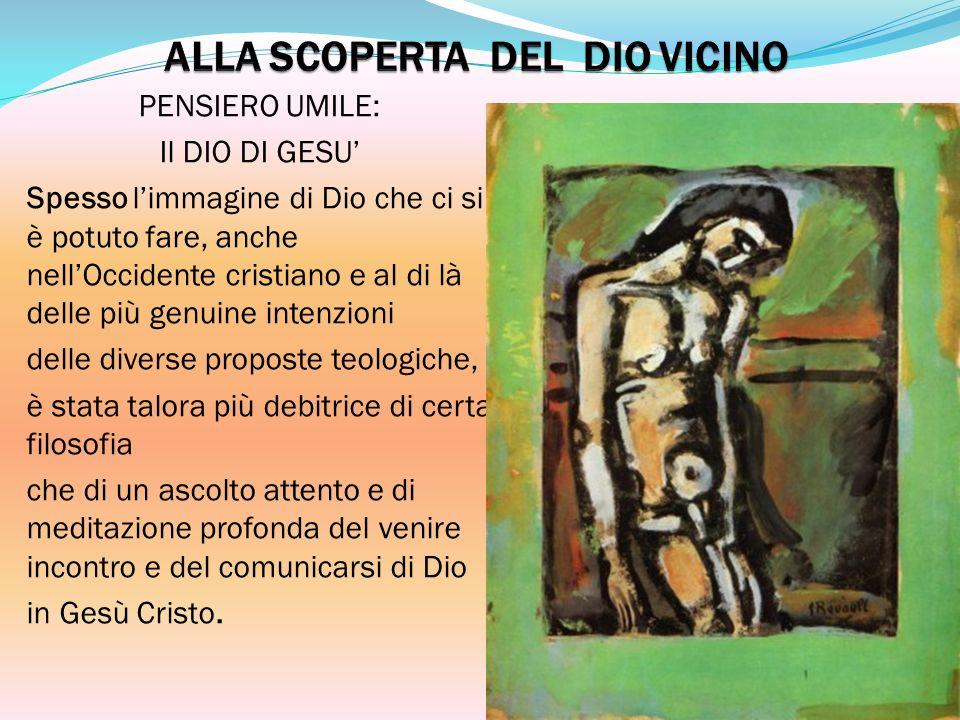 Non dimentichiamo che non si possiede mai Dio, anche quando lo si conosce: Se pensi di averlo compreso, scrive ancora Agostino, non è Dio.