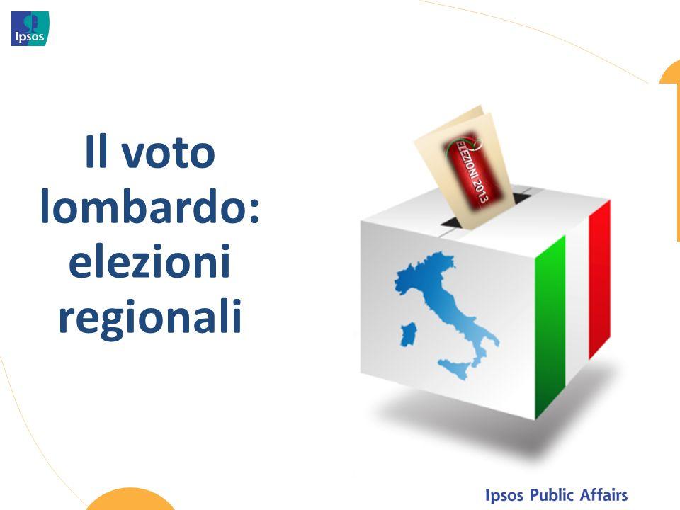 Il voto lombardo: elezioni regionali