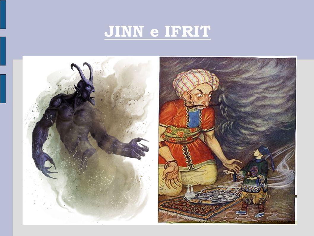 JINN e IFRIT