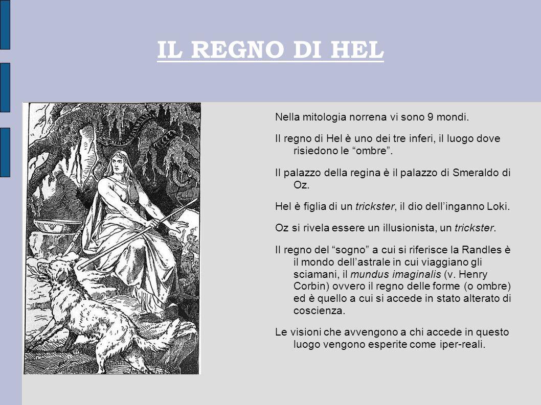 IL TRICKSTER La figura dell Ingannatore nella mitologia e nell occultismo classico.