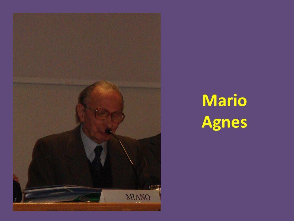 Mario Agnes