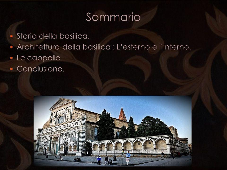 Storia della basilica.