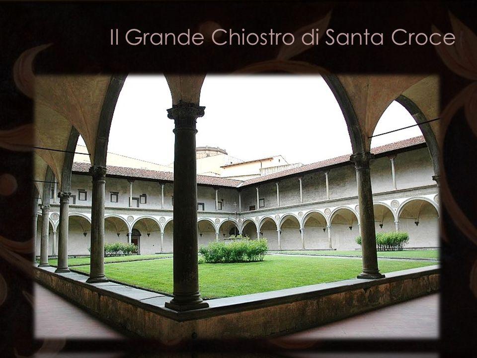 Il Grande Chiostro di Santa Croce