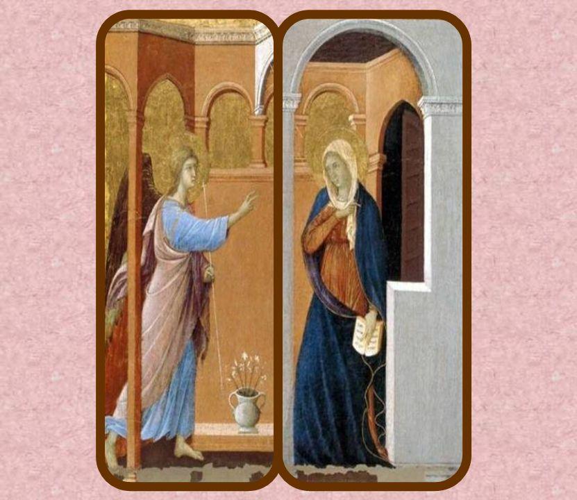 Per fede Maria accolse la parola dellAngelo e credette allannuncio che sarebbe divenuta Madre di Dio nellobbedienza della sua dedizione Visitando Elis