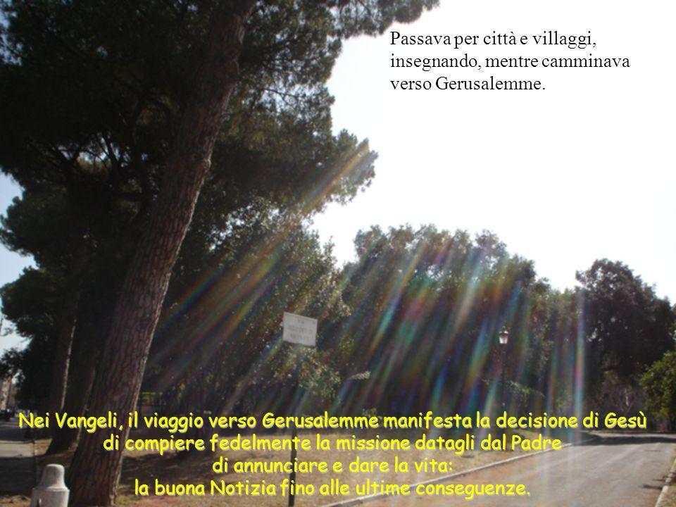 Luca 13, 22-30 // 21 Tempo Ordinario –C- Autrice: Asun Gutiérrez.