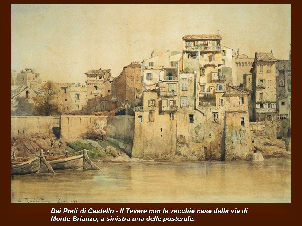 S. Giorgio al Velabro con l' Arco di Giano.