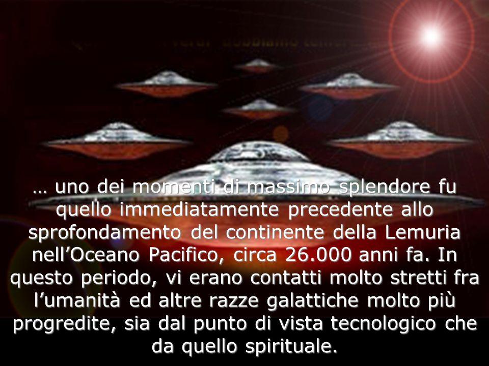 La presenza sul nostro pianeta di esseri abitatori di altri mondi, si perde nella notte dei Tempi Hanno edificato in tutti i continenti, Opere che han