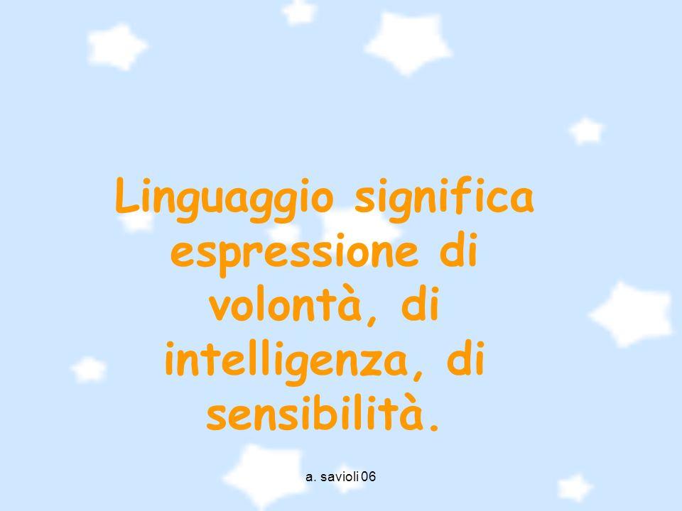 I linguaggi naturali sono spesso ambigui, consentono di esprimere una grande varietà di sfumature di significato e nel servirsene ogni essere umano fa inconsapevolmente uso di un gran numero di conoscenze.