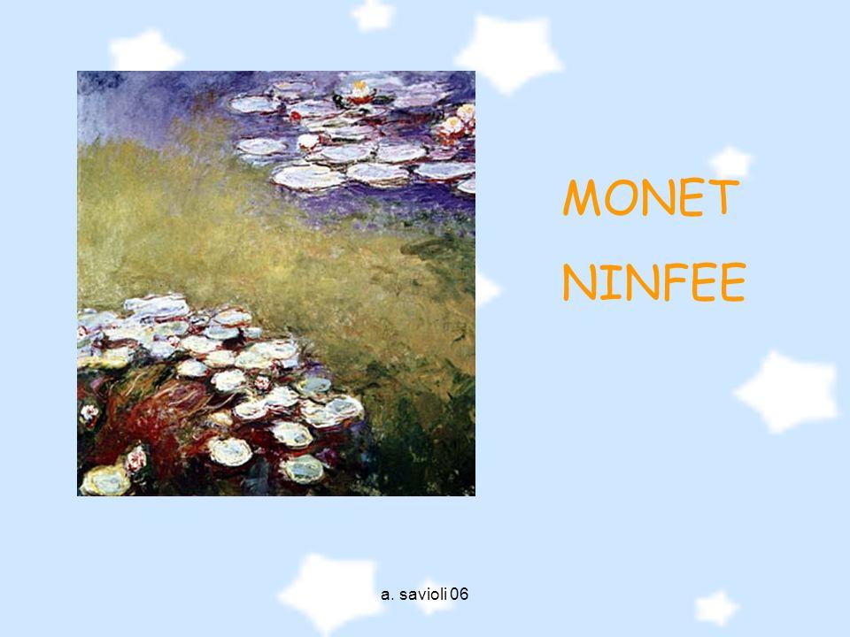 a. savioli 06 MONET NINFEE