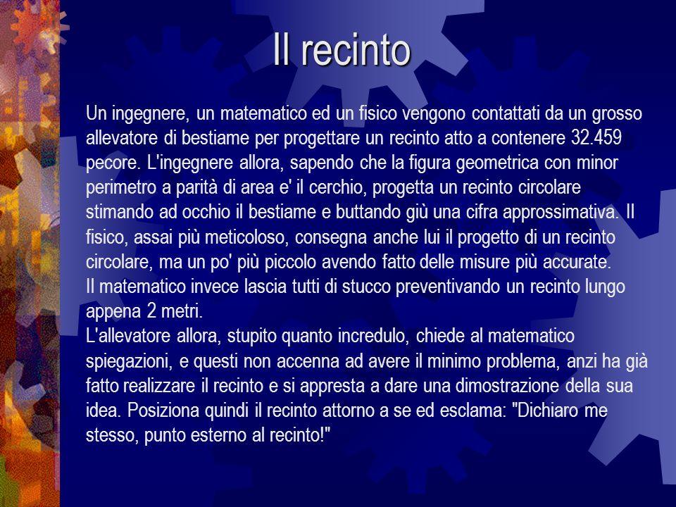 A Bologna organizzano un congresso per ingegneri e matematici.