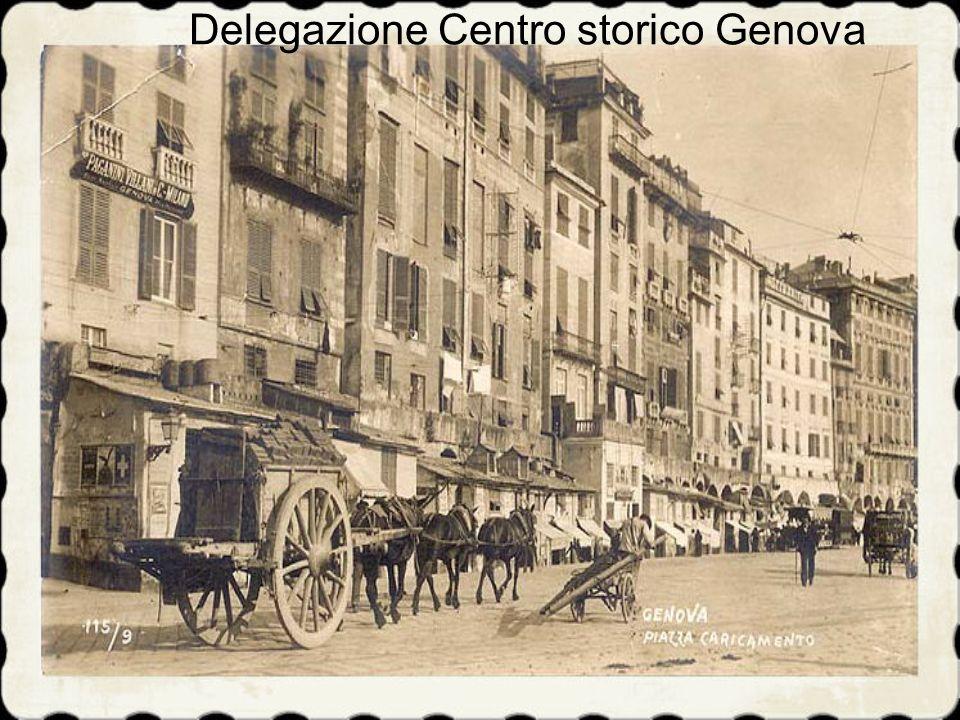 Delegazione Centro storico Genova
