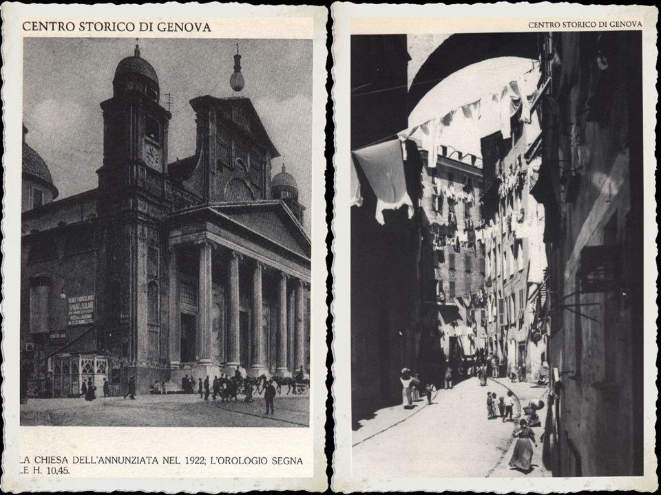 Nel 1835 veniva iniziata via Carlo Alberto (lattuale via Milano). Con la costruzione di queste strade che toccavano nuovi quartieri e creavano così nu